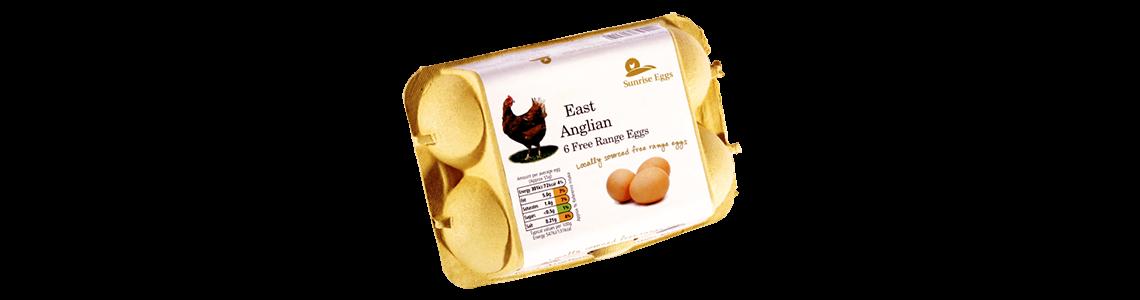 East Anglian Free Range Eggs