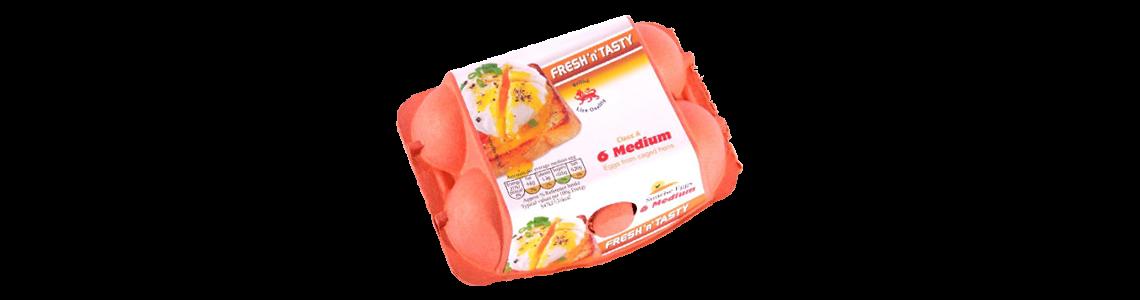 Fresh 'n' Tasty 6 Medium
