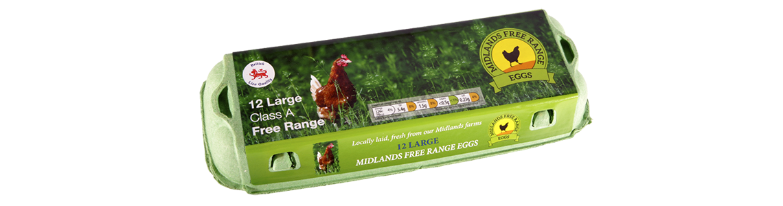 Midlands Free Range Eggs