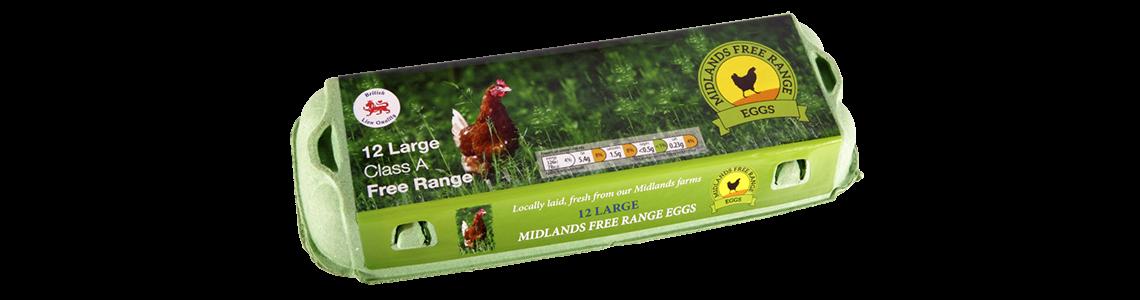 Midlands Free Range Eggs